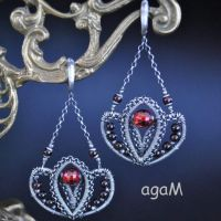 Wire wrapping agaM